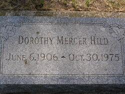 Dorothy <i>Mercer</i> Hild