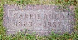 Carrie Amanda <i>Peterson</i> Ruud