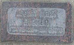 Albert Mark Hicken