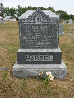Elizabeth <i>Reetz</i> Hardel