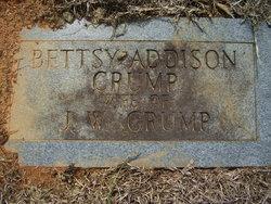 Elizabeth Betsy <i>Addison</i> Crump