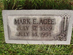 Mark Elmer Agee