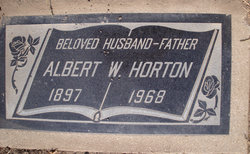 Albert W Horton