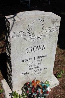 Henry Edward Brown