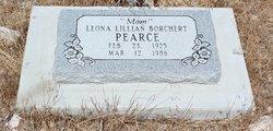 Leona Lillian <i>Borchert</i> Pearce