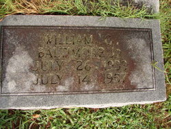 William Causby Baltimore, Jr