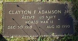 Clayton F. Adamson, Jr