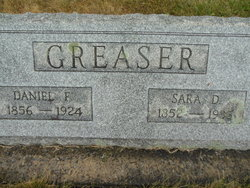 Sarah Dilling <i>Acker</i> Greaser