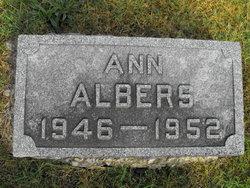 Priscilla Ann Albers