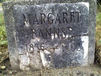Margaret <i>Bergman</i> Bannse