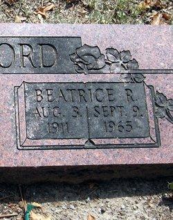 Beatrice R. Lankford