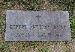 Robert Anthony Tony Baird