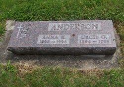 Cecil Glenore Anderson