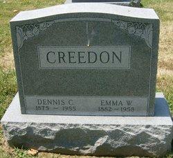 Dennis C Creedon