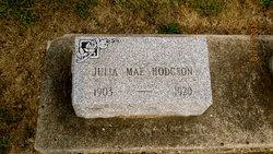 Julia Mae Hodgson