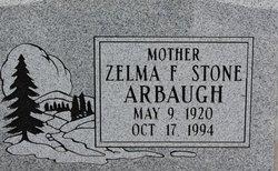 Zelma F <i>Stone</i> Arbaugh