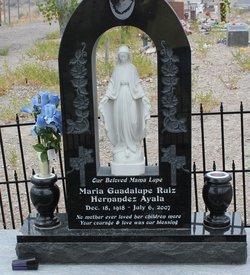 Maria Guadalupe Ruiz Hernandez Ayala