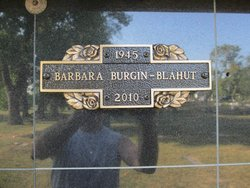 Barbara <i>Burgin</i> Blahut