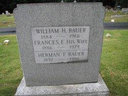 Frances E Bauer