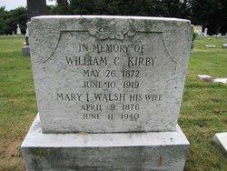 Mary Isabella <i>Walsh</i> Kirby