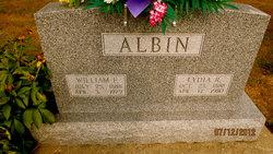William F Albin