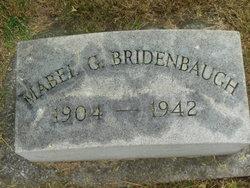 Mabel G Bridenbaugh