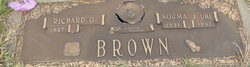 Norma J. <i>Uhl</i> Brown