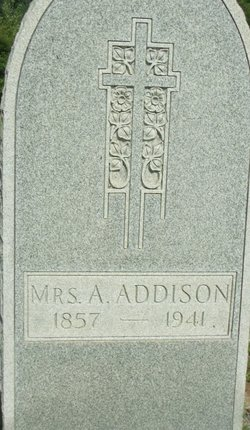 Mary Ann <i>Phillips</i> Addison
