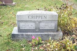 Charlotte M. Lottie <i>McGinley</i> Crippen