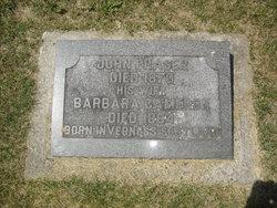 Barbara <i>Cameron</i> Fraser