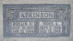 Noel Lavon Atkinson