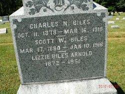 Lizzie <i>Biles</i> Arnold