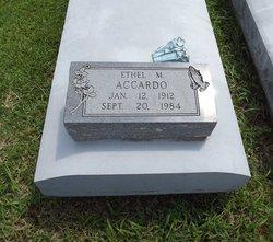 Ethel M Accardo