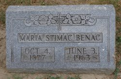 Maria Stimac Benac