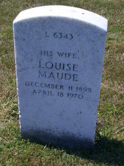 Louise Maude Fagothey