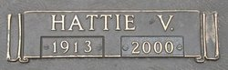 Hattie Virginia Estell
