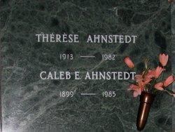 Caleb E. Ahnstedt