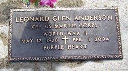 Leonard Glen Anderson