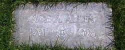Ace A. Allen