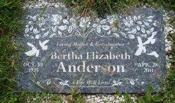 Bertha Elizabeth Anderson
