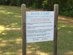 Bone Camp Cemetery