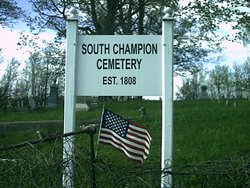 South Champion Cemetery