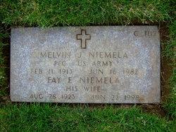 Melvin J Niemela