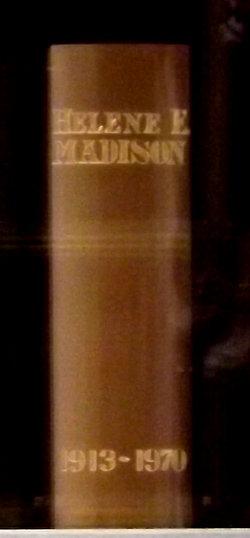 Helene E. Madison