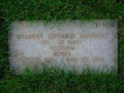 Delbert Edward Sanders