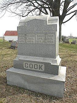 Elizabeth <i>Hupp</i> Cook