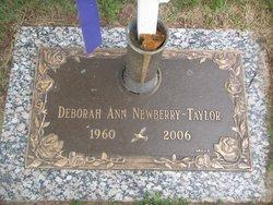 Deborah Ann <i>Hahn</i> Taylor