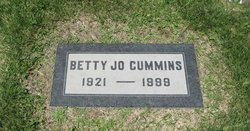 Betty Jo <i>Young</i> Cummins