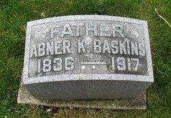 Abner K Baskins