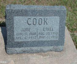 Opal June Cook